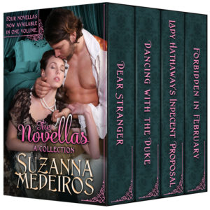 Cover for The Novellas box set