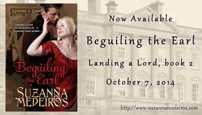 Beguiling Release Day graphic