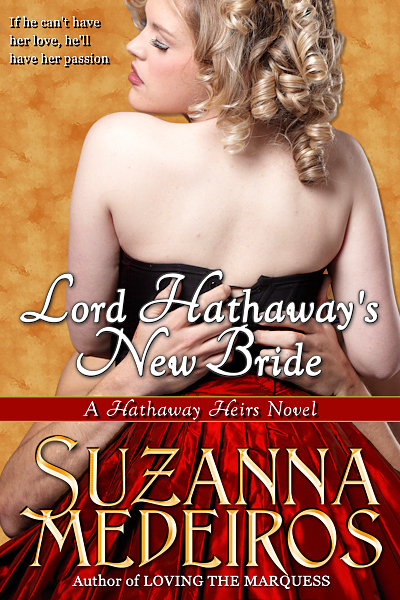 Cover for Lord Hathaway's New Bride